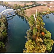 PO dei laghi autunno