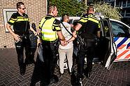 De wijk Poelenburg in Zaandam waar vloggers voor onrust zorgen.