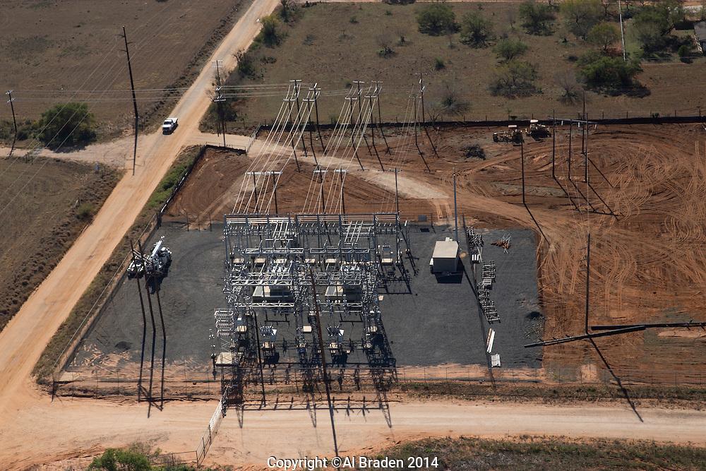 New Substation, Cotulla, TX