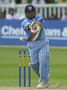 .24/06/2002.Sport - Cricket - .One day game 50 overs - Kent CC vs India.St Lawrence Ground - Canterbury.Sachin Tendulka.