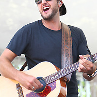 Concert - Luke Bryan - Brickyard 400 - Indianapolis, IN