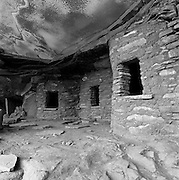 Ceiling House Ruin, Colorado Plateau