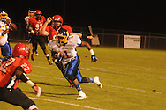 Oxford High's Jarius Barnes (1) vs. Center Hill in Olive Branch, Miss. on Friday, September 21, 2012. Oxford High won.