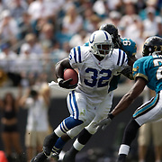 Indianapolis Colts at Jacksonville Jaguars