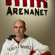 NCsoft: ArenaNet, August 2012. Mike O'Brien