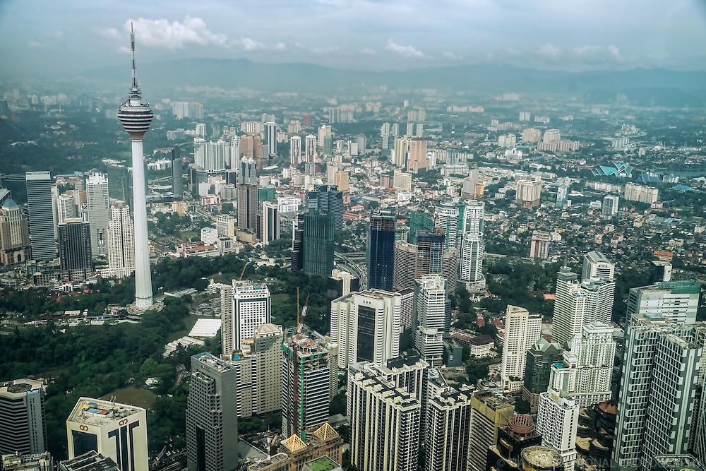 KL Tower, Bukit Nanas & Chow Kit