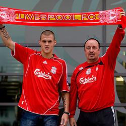 080111 Liverpool sign Skrtel