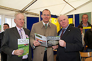 IMAGES OF The National Ploughing Championships, on 21.09.2011 Simon Coveney TD, Minister
