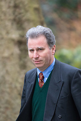 Downing Street, London, March 8th 2016. Chancellor of the Duchy of Lancaster and Policy Advisor Oliver Letwin arrives for the weekly UK cabinet meeting at Downing Street. &copy;Paul Davey<br /> FOR LICENCING CONTACT: Paul Davey +44 (0) 7966 016 296 paul@pauldaveycreative.co.uk