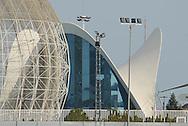 City of Science and Arts, by architect Catalatrava