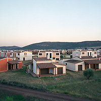 Housing development  in Villamayor de Calatrava, Castilla La Mancha..
