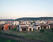 Housing development  inVillamayor de Calatrava, Castilla La Mancha..