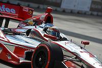 Sebastien Bourdais, Shell and Pennzoil Grand Prix of Houston, Streets of Reliant Astrodome, Houston, TX USA 10/05/2013