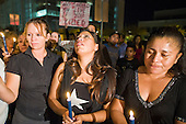 Protest Against Phoenix Police Shooting