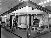 1957 Stands at Ideal Home Exhibition