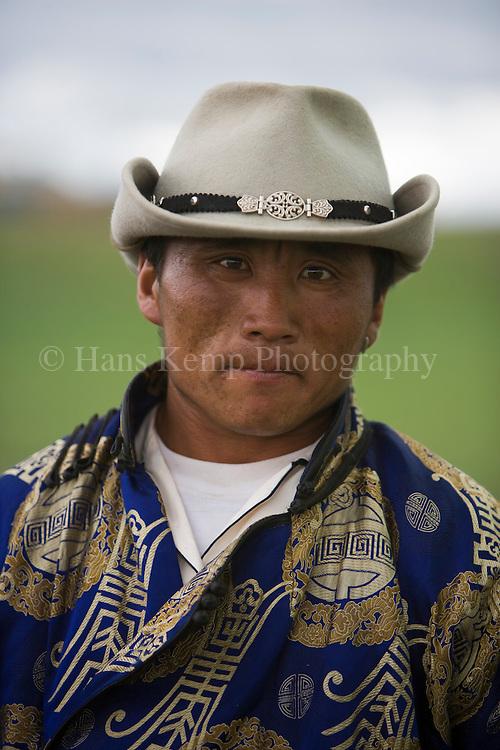 Mongolia, North East Mongolia, Nadaam, Horse racing