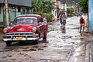 After the flood in Holguin, Cuba.