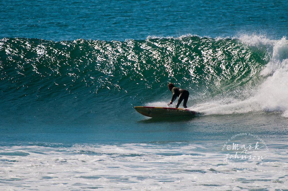 Stand-Up Paddle Surfing, Punto San Carlos, Baja California, Mexico