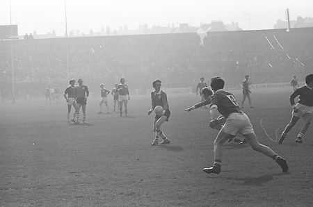 Interprovincial Railway Cup Football Cup Final,  17.03.1972, 03.17.1972, 17th March 1972,.Leinster v. Munster