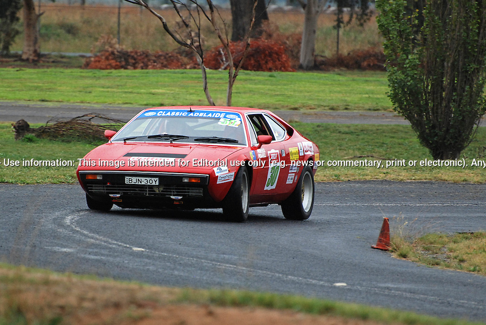 Australian Tarmac Challenge - Victoria .Auto Test, Street Circuit - Event 2, 5, 8 .DECA Facility.Shepparton, Victoria.10th April 2010.(C) Sarah Strickland/Joel Strickland Photographics.Use information: This image is intended for Editorial use only (e.g. news or commentary, print or electronic). Any commercial or promotional use requires additional clearance.