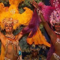Plataforma Rio Show.Rio De Janeiro.Brazil