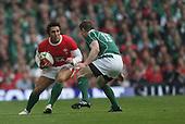 Wales v Ireland - RBS Six Nations 2009
