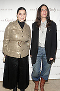 l to r: Isabella Rosellini and Patti Smith at ' The Celebrating Fashion ' A Gala Benefit to support the Gordon Parks Foundation held at Gotham Hall on June 2, 2009 in New York City. ..The Gordon Parks Foundation-- created to preserve the work of groundbreaking African American Photographer and honor others who have dedicated their lives to the Arts--presents the Gordon Parks Award to four Artists who embody the principals Parks championed in his life.