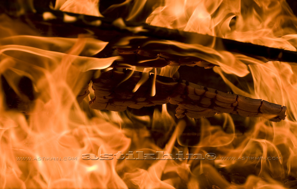 Dancing Flames