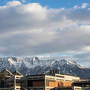 Shots of UVU on the Utah Valley University Campus in Orem, Utah on Friday November 25, 2015. (Jay Drowns/UVU Marketing)