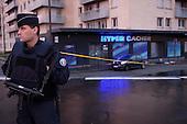 Paris Attacks, Porte De Vincennes, Kosher Store