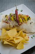 Ficus Restaurant, Sheraton Convention Center, San Juan, Puerto Rico. 2013
