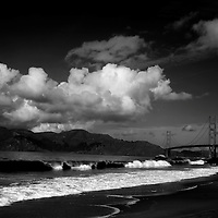 A view of Golden Gate Bridge from Baker Beach in San Francisco.Mandatory Credit: Dinno Kovic / Dinno Kovic Photography