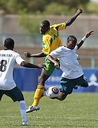 10 Dec 2010 - Molepolole - Semi Final Zambia v Zimbabwe