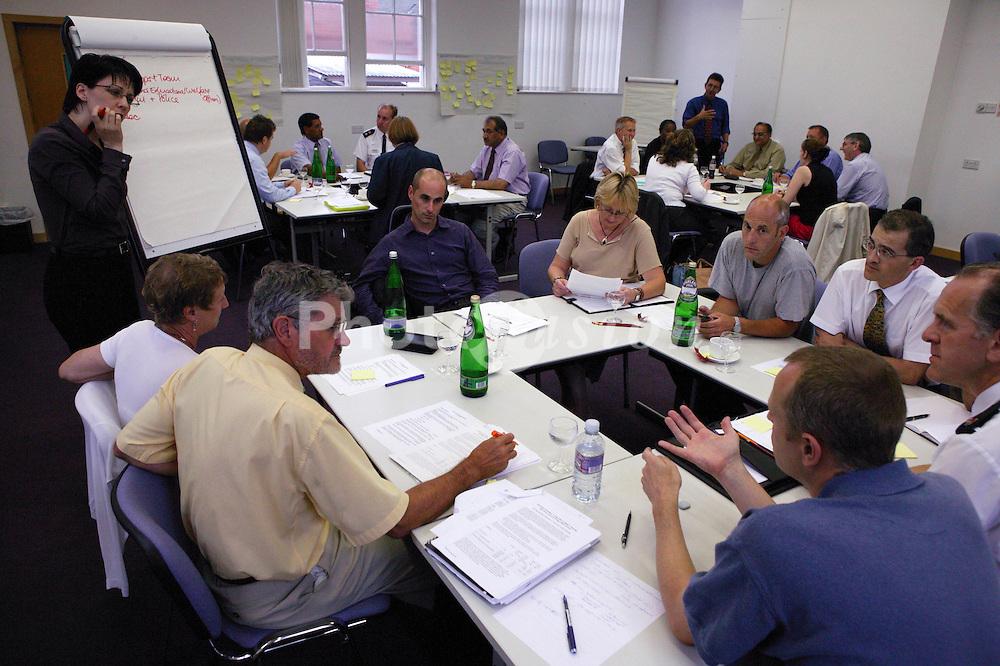 One City Partnership meeting at Djangoly Innovation Centre,
