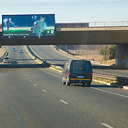 4 July 2009, Soweto, South Africa. Preparations for Fifa Football World Cup 2010.