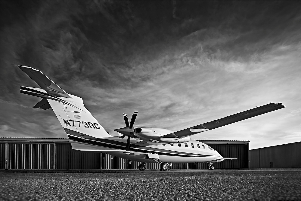 Photographed on the ramp at Atlanta's Dekalb Peachtree Airport (PDK).
