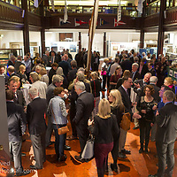 (l to r) A large crowd of Sponsors, Sailors, local representatives, and local business people attending the official launch of Volvo Dún Laoghaire Regatta 2017 in the National Maritime Museum of Ireland on Wednesday evening. The Regatta will be among the biggest mass-participatory sporting event in Ireland this year (eclipsed for numbers only by the city marathons).