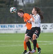 06-03-2016 Dundee United Women v Dunfermline Athletic Development