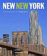 """New New York"" Signed copy by Jake Rajs,  Published by Random House, Monacelli Press,  Introduction by Philip Nobel"