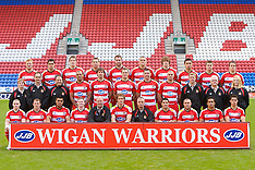 070115 Wigan photocall
