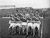1960 - League of Ireland v Hessen Football Association at Dalymount Park
