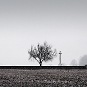 MUNICH TRENCH CEMETERY, SOMME, FRANCE..COPYRIGHT OWNED PHOTOGRAPH BY BRIAN HARRIS.NO UNAUTHORISED USAGE