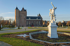 Slot Assumburg, Heemskerk, Noord Holland, Netherlands