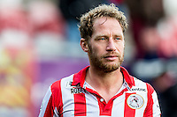 ROTTERDAM - Sparta - Vitesse , Voetbal , Eredivisie , Seizoen 2016/2017 , Het Kasteel , 11-12-2016 ,  eindstand 3-1 , eindstand 0-1 , Sparta speler Michel Breuer is teleurgesteld