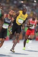 17 August- Athletics- Evening session
