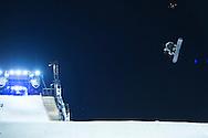 Yuki Kadono -Snowboard Semifinals and Kendrick Lamar at Air & Style LA at the Rose Bowl in Pasadena, CA. ©Brett Wilhelm/ESPN