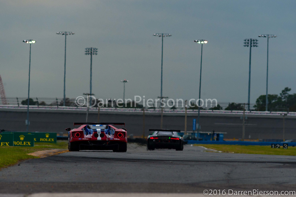 #67 Ford Chip Ganassi Racing Ford GT: Ryan Briscoe, Richard Westbrook, Stefan Mücke