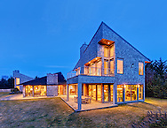 Modern Home, Parsonage Lane, Sagaponack, Long Island, New York