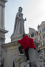 FEB 18 2013 Demo:  Church's lack of help for the homeless