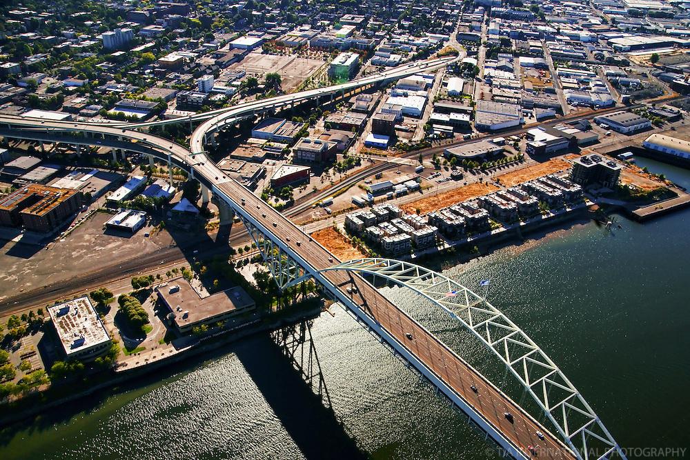 Fremont Bridge, Portland